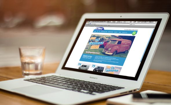 CMC Website Design