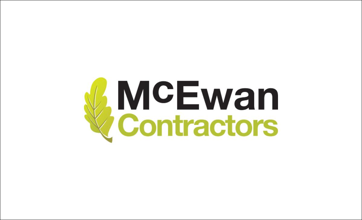 McEwan Contractors Logo